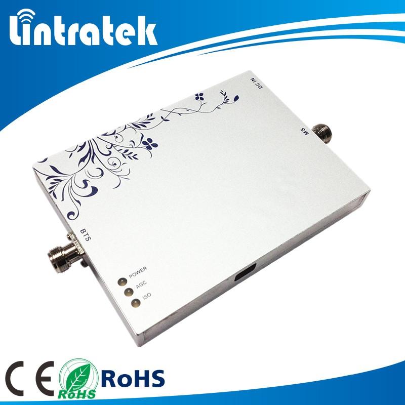 China del teléfono móvil GSM booster 900 mhz gsm señal del teléfono móvil repetidor de señal con la exhibición del lcd