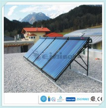 vacuum tube solar collector hot water for swimming pool (CE, CCC, ISO9001, SRCC, Solar Keymark, CSA-F378 )