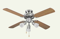 42 inch dual mount ceiling fan