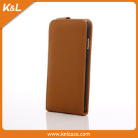 vertical Genuine leather , Leather case, Mobile Phone Case for iPhone 6, 4.7inch