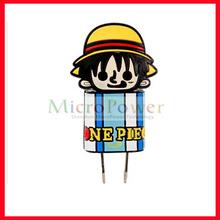 One Piece Design USB Charger with USA Plug