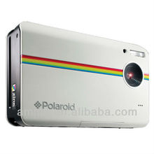 Polaroid Z2300 10-Megapixel Instant Print Digital Camera White with ZINK Zero Ink Printing Technology