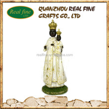 custom new product resin religious statues of our lady for sale