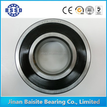 high precision shields and seals rubber coated ball bearing