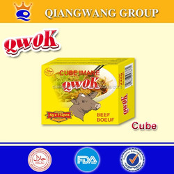 QW Chicken & Beef &Shrimp&Beef Ribs&Spice&Mushroom Stock cubes