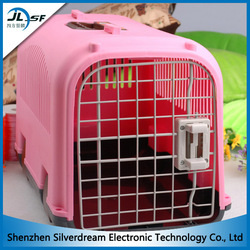 Both Dog and Rabbit Carrier Airline Lock, Plastic Dog Cage Wholesale,Cheap Dog Cage