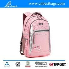 Teenage girls high ergonomic school backpack