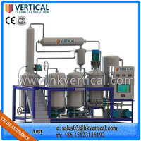 VTS-PP The Newest Design Used Engine Oil Recycling System