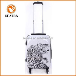 The most Pupular Leopard Airport Luggage,Animal Print Luggage, Fashion Luggage For Travel