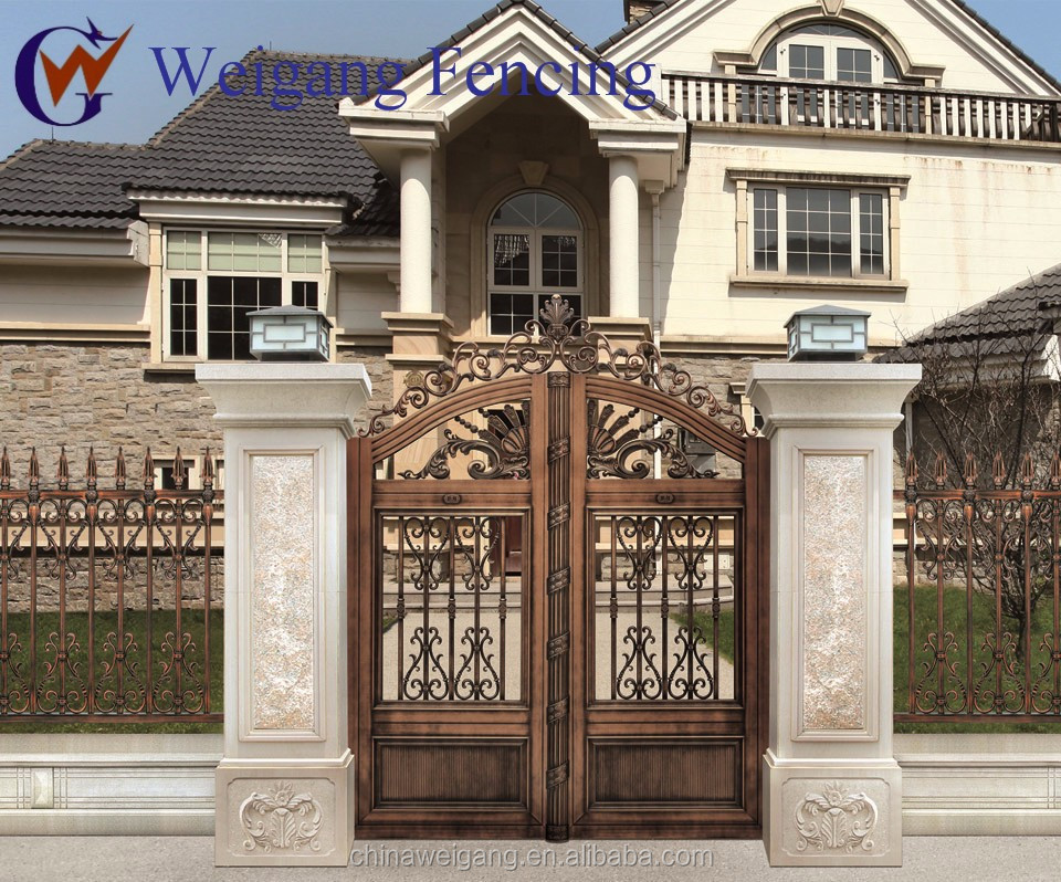Wrought iron house main gate designs jpg  Wrought iron gate designs for  homes Basic Wood. House Main Gate Design Photos   Descargas Mundiales com