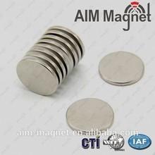 N52 China First Rare Earth Neodymium Magnet