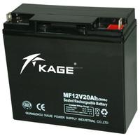 UPS 12V 20Ah MF Series Storage Lead acid VRLA Battery
