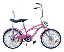 20 inch girls beach cruiser bike chopper bicycle beach cruiser bike hot sale beach bike