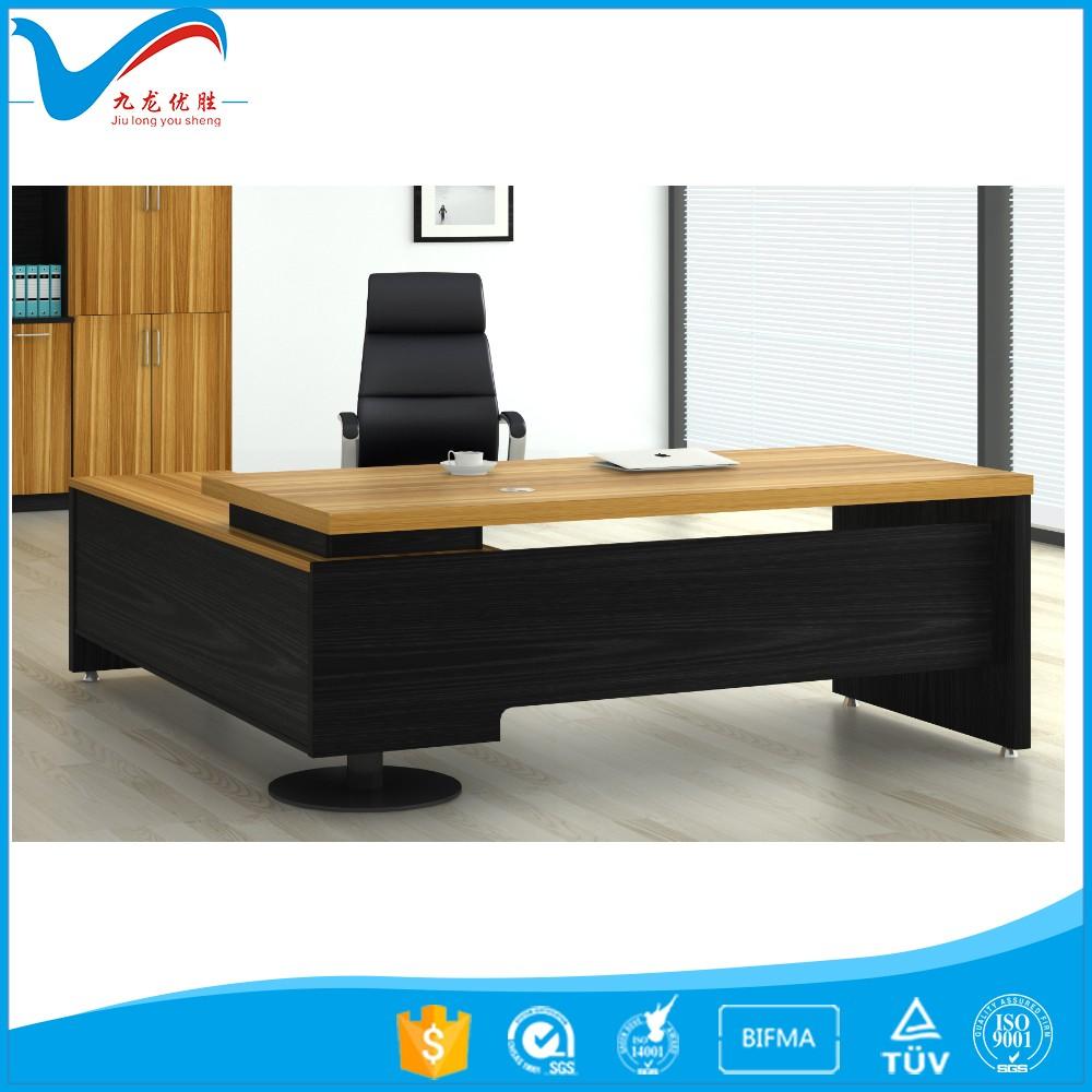 moderne panneau mobilier de bureau bureau t08 l forme coin