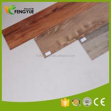 PVC Vinyl Plank Flooring 6''x36'' 9''x48'' Commercial PVC Floorings Waterproof PVC Vinyl Floorings