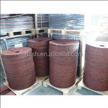 2015 hot sale made in china 600mm diameter double color rubber ring for tree protection