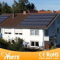 Best 5kw low price mini solar panel for home electricity power