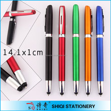 2015 New stylus promotional Twisting Pen