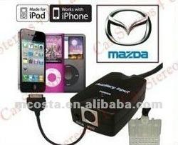 car radio kits used for ipod/iphone