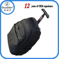 2015 Most popular customized laptop bag trolley