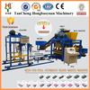 HOT SALE!! QTJ4-25D full automatic cement block making machine concrete hollow block making machine for sale