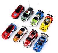 Mini Remote Control Car Racing Coke Can RC Car