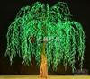 Wholesale Professional artificial led weeping willow tree lighting