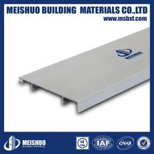waterproof Metal floor skirting cover