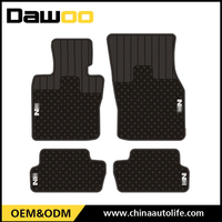 Used for BMW Mini R55 Hot selling rubber car foot mat