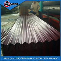 Prepainted galvanized Steel roofing used for construction