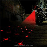 2015 Newest Car/motorcycle laser fog light, 1year warranty safe auto rear anti fog avoid accident car laser fog light