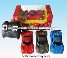 hotsale radio control wall climbing car/with infrared
