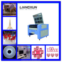 high precision fabric acrylic laser cutting machine for sale