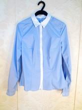 HIJ-14-LB-11-004 Women formal cotton shirt
