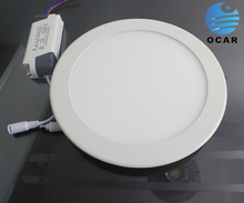 superior quality superior service 2500K-6500K round led panel light 20v