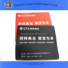 Rubber digital sublimation advertising mouse pad