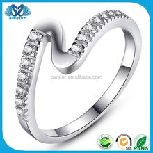 Jewelry Fashion Silver Ring Designs Women 2012