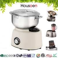 Stainless Steel Housing Material and CE,RoHS,CB Certification enterprise electric food mixer with meat grinder