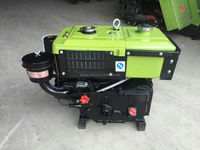 Single Cylinder Horizontal Diesel Engine For sale