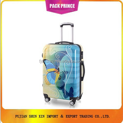 Girls Travel Luggage and suitcase