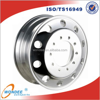 Factory Price Truck Aluminum Wheel 22.5 inch