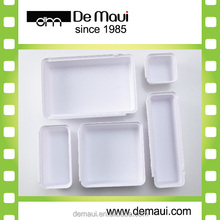 Promotional Multi-use Adjustable Plastic ABS Storage Tray
