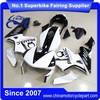 FFKHD007 Motorcycle Fairings For CBR600RR 2003 2004 Black Pramac Race