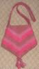 Felt bag with long handle attractive design