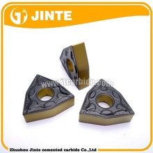 Indexable carbide turning inserts/CNC carbide inserts for turning WNMG060408