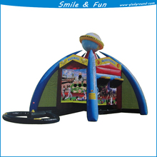Inflatable sport game size 8.5*11m