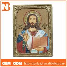 Populare Design Cheap Jesus wooden art craft
