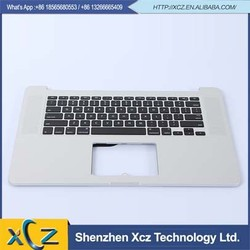 """Alibaba express 15.4 """" us layout topcase / palmrest for a1398 macbook air"""