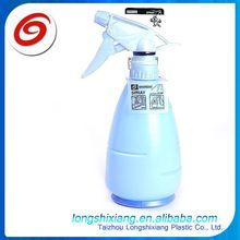 2015 watering flower pot spray,flower on pump bottle series,glass bottle manufacturer. china