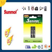 High Quality Super Heavy Duty Battery (R03 battery)